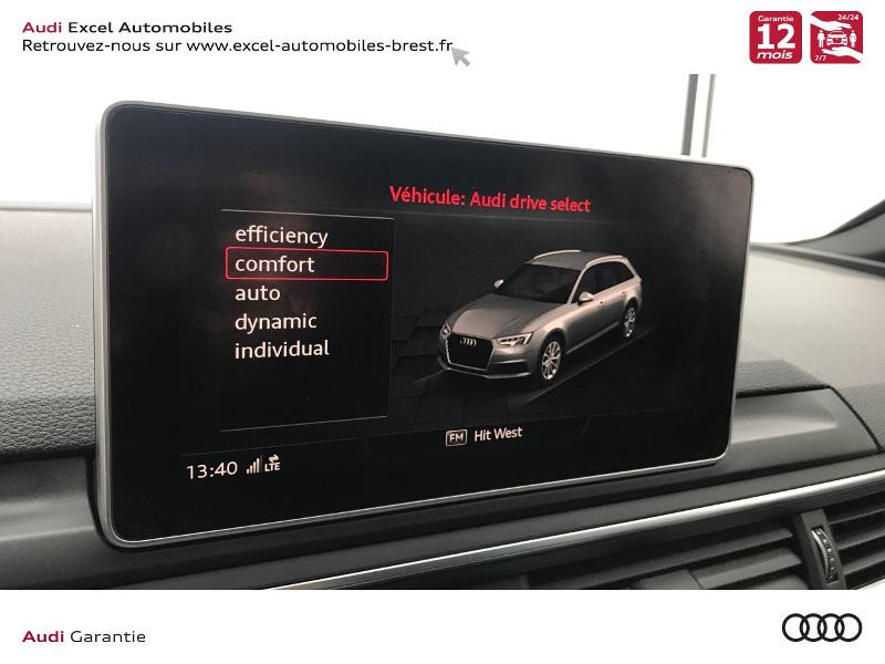 Photo 13 de l'offre de AUDI A4 Avant 2.0 TDI 150ch S line S tronic 7 à 24460€ chez Excel Automobiles – Audi Brest