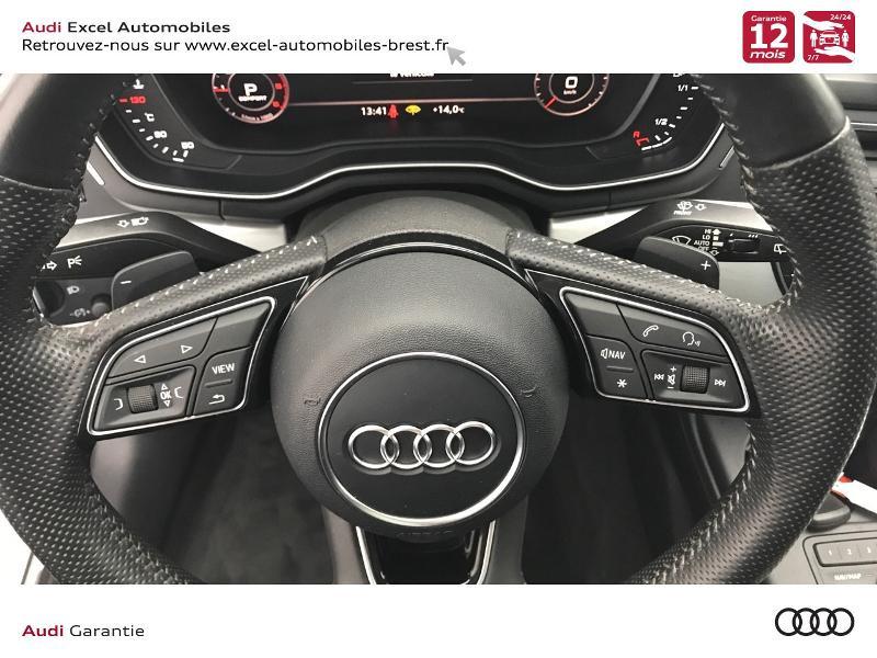 Photo 16 de l'offre de AUDI A4 Avant 2.0 TDI 150ch S line S tronic 7 à 24460€ chez Excel Automobiles – Audi Brest