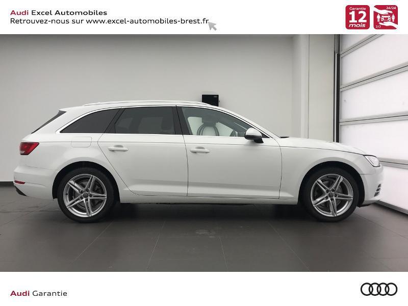 Photo 3 de l'offre de AUDI A4 Avant 2.0 TDI 150ch S line S tronic 7 à 24460€ chez Excel Automobiles – Audi Brest