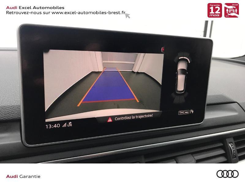 Photo 14 de l'offre de AUDI A4 Avant 2.0 TDI 150ch S line S tronic 7 à 24460€ chez Excel Automobiles – Audi Brest