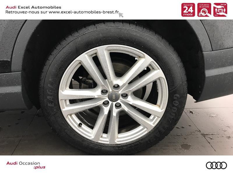 Photo 16 de l'offre de AUDI Q7 3.0 V6 TDI 218ch ultra clean diesel S line quattro Tiptronic 5 places à 41940€ chez Excel Automobiles – Audi Brest