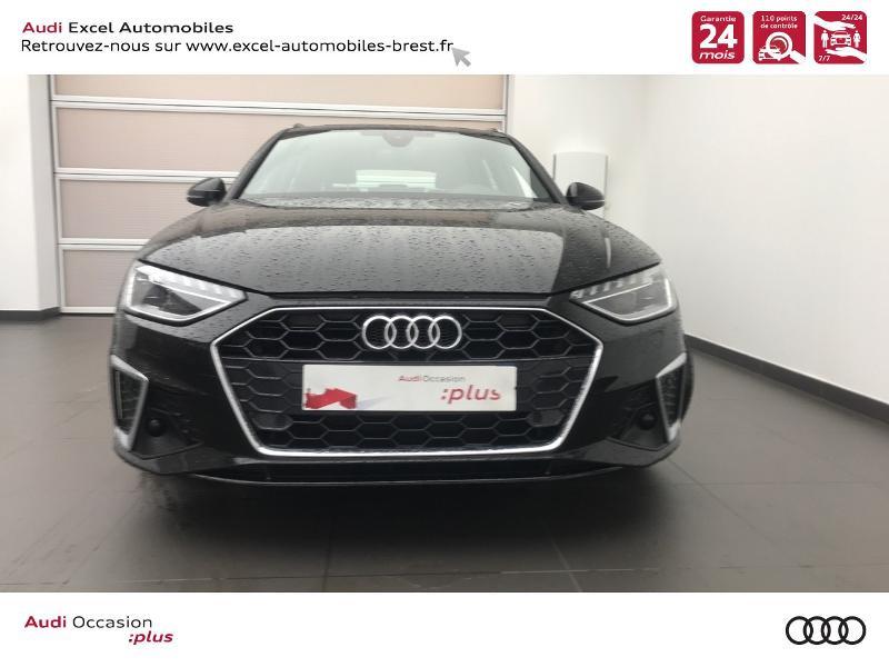 Photo 2 de l'offre de AUDI A4 Avant 35 TDI 163ch S line S tronic 7 94g à 39990€ chez Excel Automobiles – Audi Brest