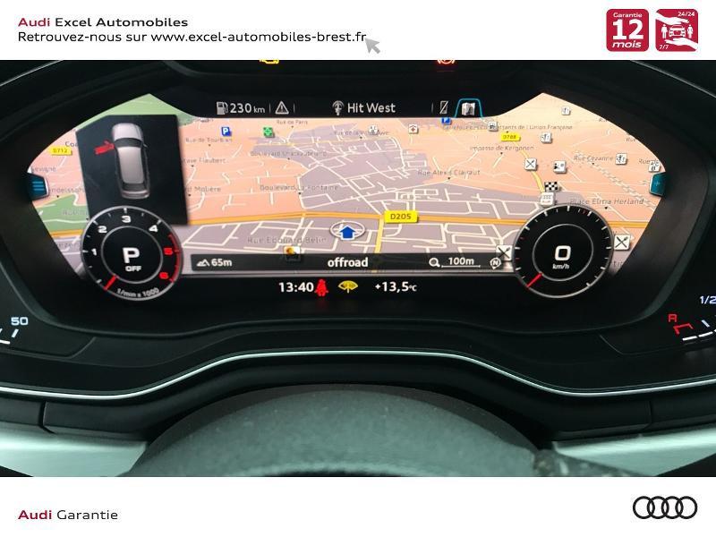 Photo 11 de l'offre de AUDI A4 Avant 2.0 TDI 150ch S line S tronic 7 à 24460€ chez Excel Automobiles – Audi Brest