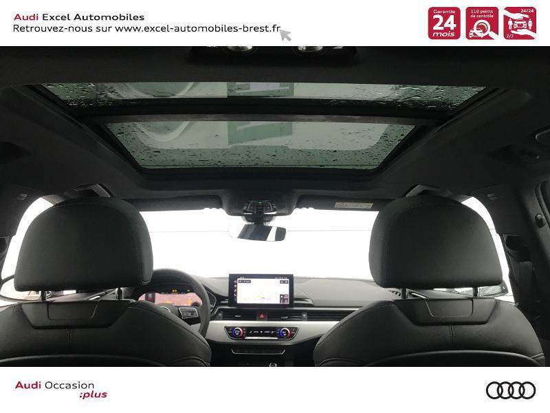 Photo 9 de l'offre de AUDI A4 Avant 35 TDI 163ch S line S tronic 7 94g à 39990€ chez Excel Automobiles – Audi Brest
