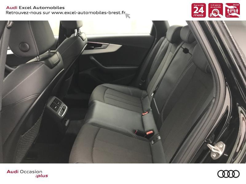 Photo 8 de l'offre de AUDI A4 Avant 35 TDI 163ch S line S tronic 7 94g à 39990€ chez Excel Automobiles – Audi Brest