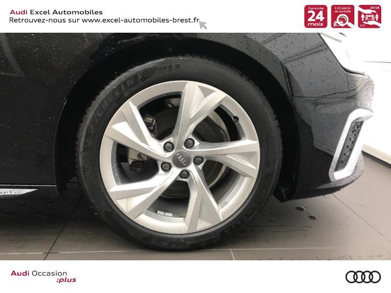 Photo 19 de l'offre de AUDI A4 Avant 35 TDI 163ch S line S tronic 7 94g à 39990€ chez Excel Automobiles – Audi Brest