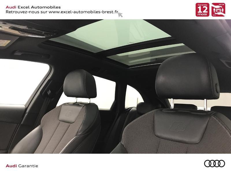 Photo 8 de l'offre de AUDI A4 Avant 2.0 TDI 150ch S line S tronic 7 à 24460€ chez Excel Automobiles – Audi Brest