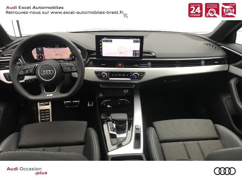 Photo 7 de l'offre de AUDI A4 Avant 35 TDI 163ch S line S tronic 7 94g à 39990€ chez Excel Automobiles – Audi Brest