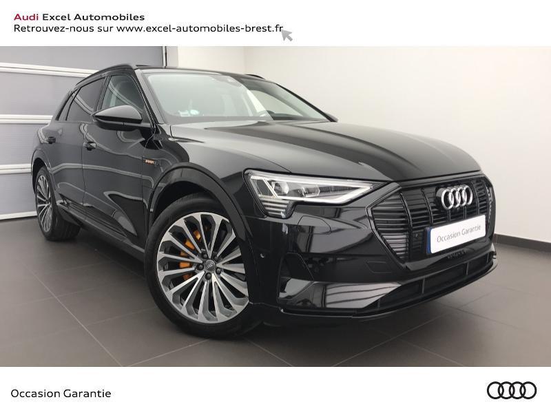 Audi e-tron 55 360ch Avus Extended e-quattro Electrique Noir Occasion à vendre
