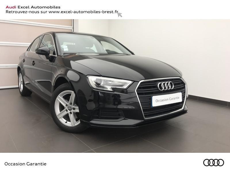 Audi A3 Berline 1.6 TDI 110ch Business line Diesel Noir Occasion à vendre