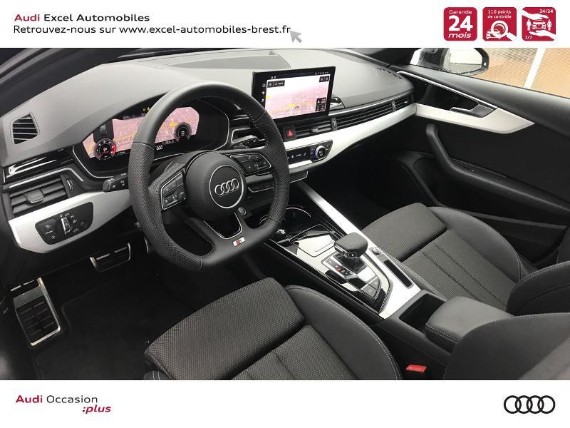 Photo 6 de l'offre de AUDI A4 Avant 35 TDI 163ch S line S tronic 7 94g à 39990€ chez Excel Automobiles – Audi Brest
