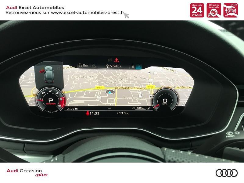 Photo 15 de l'offre de AUDI A4 Avant 35 TDI 163ch S line S tronic 7 94g à 39990€ chez Excel Automobiles – Audi Brest