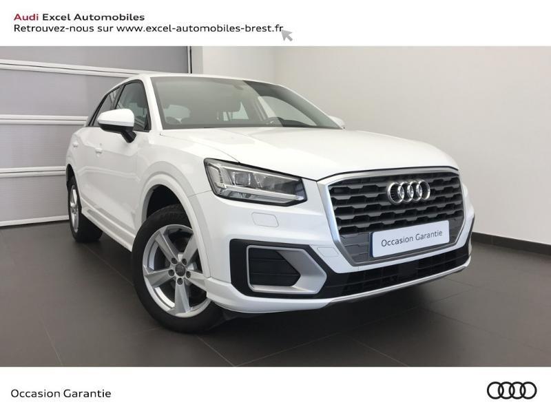Audi Q2 30 TFSI 116ch Sport Essence BLANC IBIS Occasion à vendre