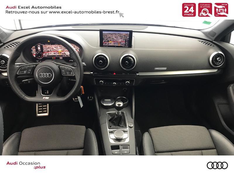 Photo 7 de l'offre de AUDI A3 Sportback 30 TDI 116ch S line Plus Euro6d-T à 26990€ chez Excel Automobiles – Audi Brest