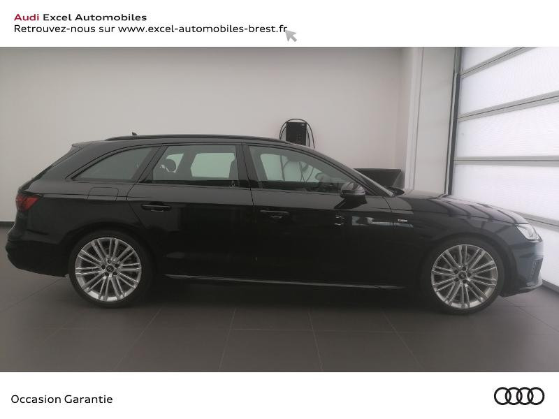 Photo 3 de l'offre de AUDI A4 Avant 40 TDI 190ch S line Stronic 7 à 49990€ chez Excel Automobiles – Audi Brest