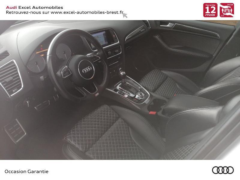 Photo 7 de l'offre de AUDI SQ5 3.0 V6 BiTDI 340ch plus quattro Tiptronic à 44290€ chez Excel Automobiles – Audi Brest