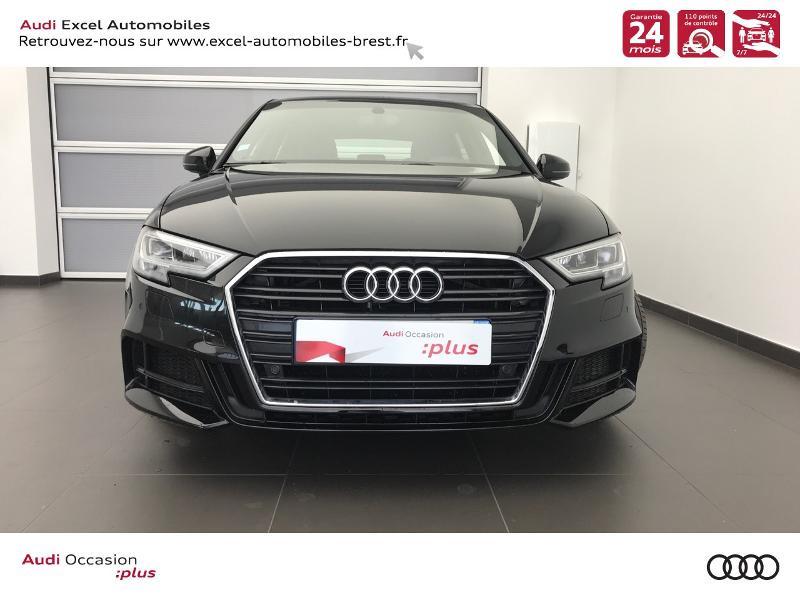 Photo 2 de l'offre de AUDI A3 Sportback 30 TDI 116ch S line Plus Euro6d-T à 26990€ chez Excel Automobiles – Audi Brest