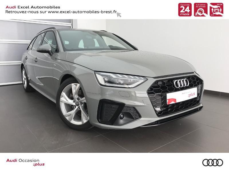 Photo 1 de l'offre de AUDI A4 Avant 35 TFSI 150 CH S TRONIC S LINE à 39490€ chez Excel Automobiles – Audi Brest