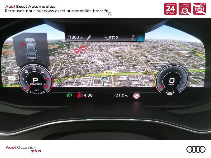 Photo 9 de l'offre de AUDI A7 Sportback 50 TDI 286ch Avus quattro tiptronic 8 Euro6d-T 138g à 59900€ chez Excel Automobiles – Audi Brest