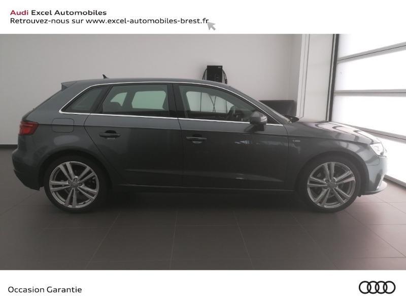 Photo 3 de l'offre de AUDI A3 Sportback 30 TFSI 116ch S line Euro6d-T à 24990€ chez Excel Automobiles – Audi Brest