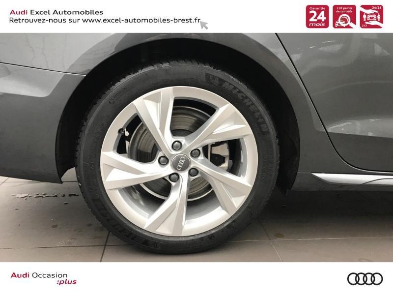 Photo 18 de l'offre de AUDI A4 Avant 35 TDI 163ch S line S tronic 7 94g à 39900€ chez Excel Automobiles – Audi Brest