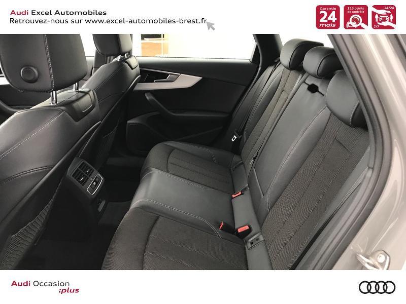 Photo 8 de l'offre de AUDI A4 Avant 35 TFSI 150 CH S TRONIC S LINE à 39490€ chez Excel Automobiles – Audi Brest