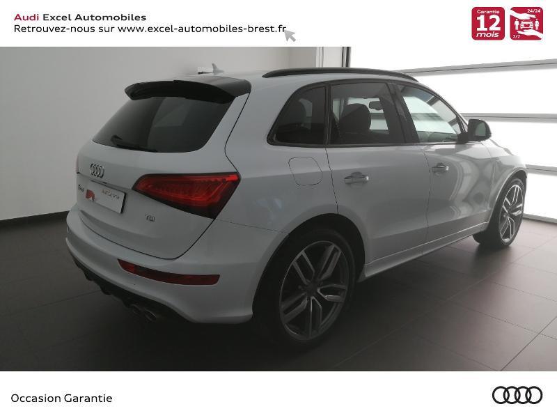 Photo 4 de l'offre de AUDI SQ5 3.0 V6 BiTDI 340ch plus quattro Tiptronic à 44290€ chez Excel Automobiles – Audi Brest
