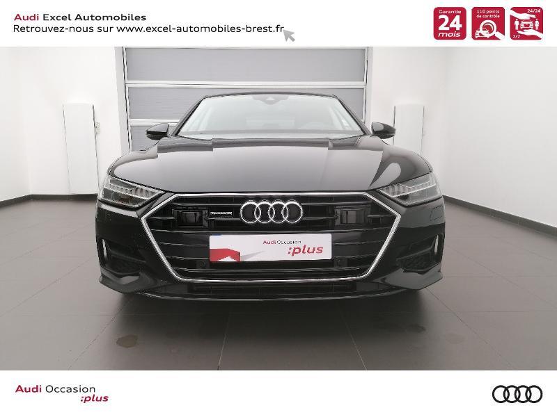 Photo 2 de l'offre de AUDI A7 Sportback 50 TDI 286ch Avus quattro tiptronic 8 Euro6d-T 138g à 59900€ chez Excel Automobiles – Audi Brest