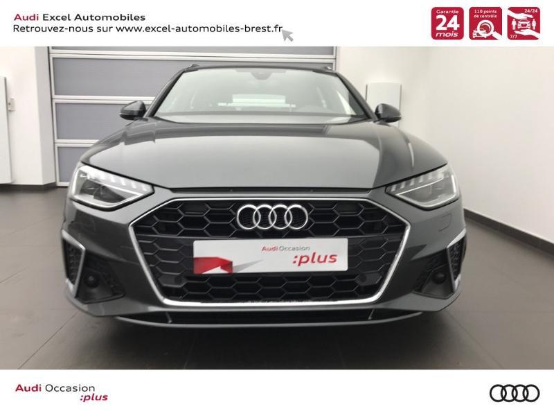 Photo 2 de l'offre de AUDI A4 Avant 35 TDI 163ch S line S tronic 7 94g à 39900€ chez Excel Automobiles – Audi Brest