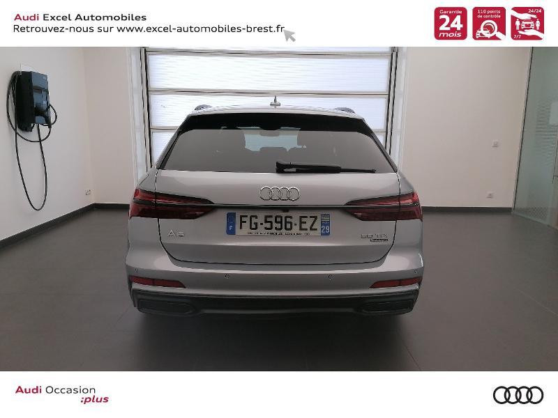 Photo 5 de l'offre de AUDI A6 Avant 50 TDI 286ch S line quattro tiptronic à 61900€ chez Excel Automobiles – Audi Brest