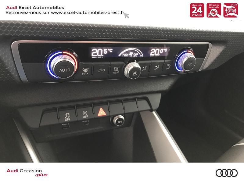 Photo 12 de l'offre de AUDI A1 Sportback 25 TFSI 95ch Design S tronic 7 à 23490€ chez Excel Automobiles – Audi Brest
