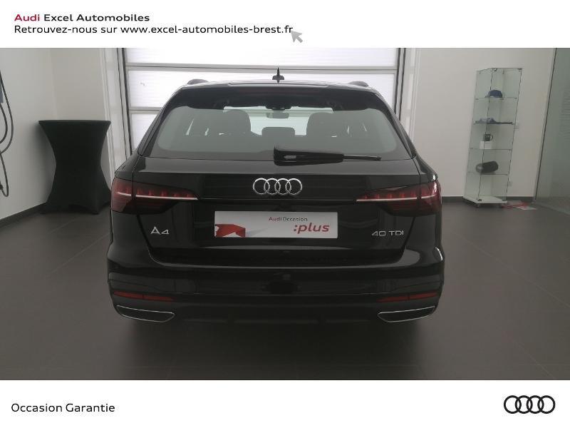 Photo 5 de l'offre de AUDI A4 Avant 40 TDI 190ch S line Stronic 7 à 49990€ chez Excel Automobiles – Audi Brest