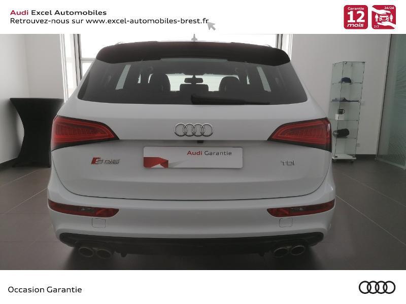 Photo 5 de l'offre de AUDI SQ5 3.0 V6 BiTDI 340ch plus quattro Tiptronic à 44290€ chez Excel Automobiles – Audi Brest