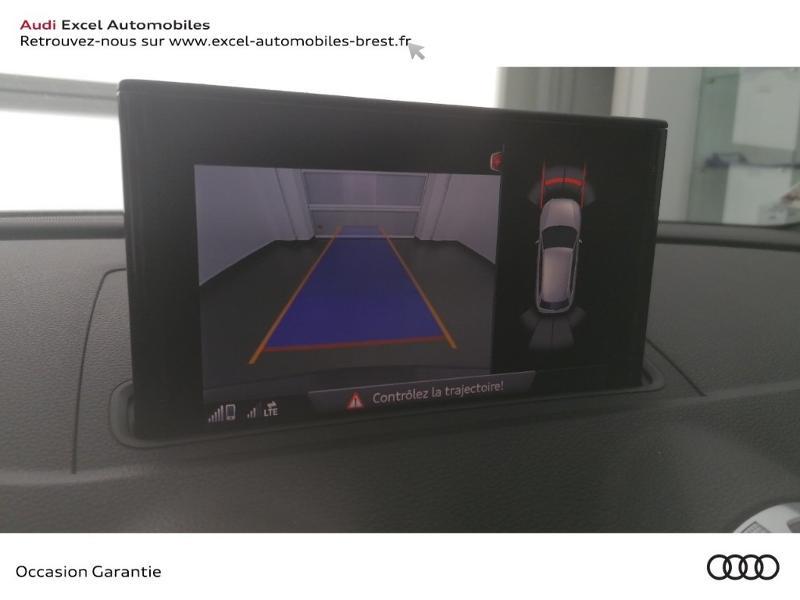 Photo 14 de l'offre de AUDI A3 Sportback 30 TFSI 116ch S line Euro6d-T à 24990€ chez Excel Automobiles – Audi Brest