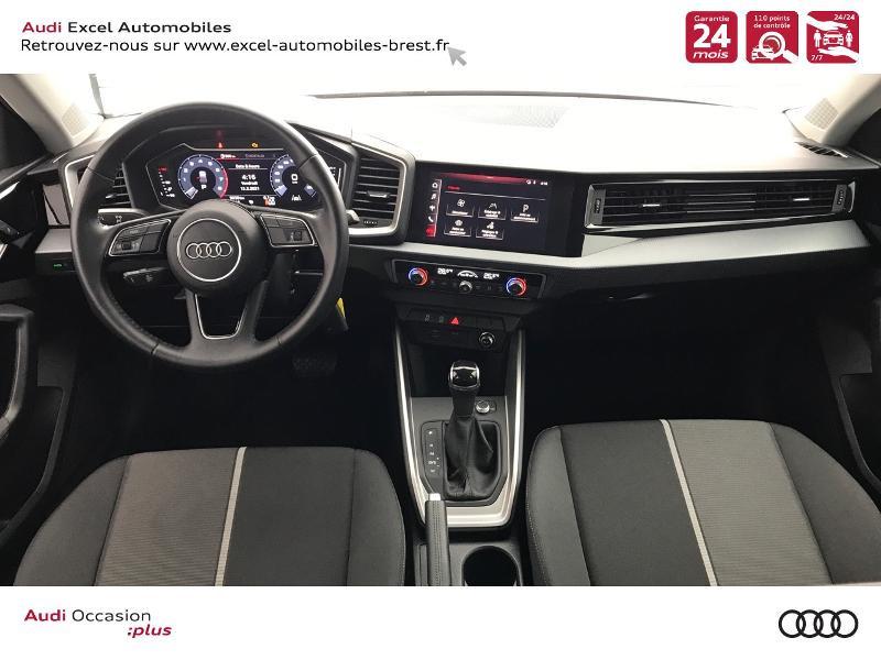 Photo 7 de l'offre de AUDI A1 Sportback 25 TFSI 95ch Design S tronic 7 à 23490€ chez Excel Automobiles – Audi Brest