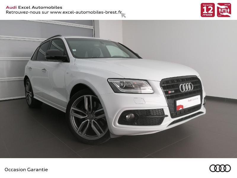Photo 1 de l'offre de AUDI SQ5 3.0 V6 BiTDI 340ch plus quattro Tiptronic à 44290€ chez Excel Automobiles – Audi Brest