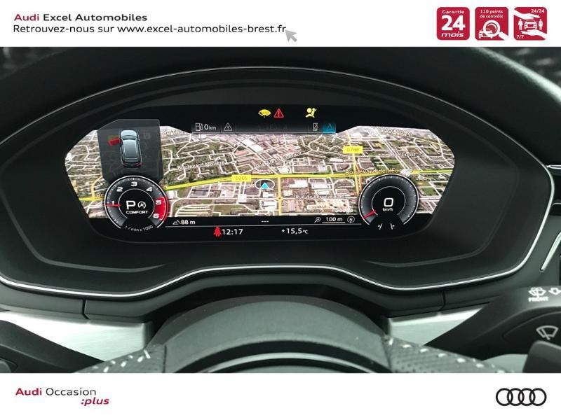 Photo 14 de l'offre de AUDI A4 Avant 35 TDI 163ch S line S tronic 7 94g à 39900€ chez Excel Automobiles – Audi Brest
