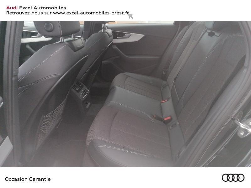 Photo 8 de l'offre de AUDI A4 Avant 40 TDI 190ch S line Stronic 7 à 49990€ chez Excel Automobiles – Audi Brest