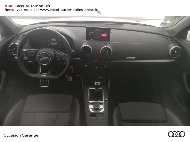 Photo 6 de l'offre de AUDI A3 Sportback 30 TFSI 116ch S line Euro6d-T à 24990€ chez Excel Automobiles – Audi Brest