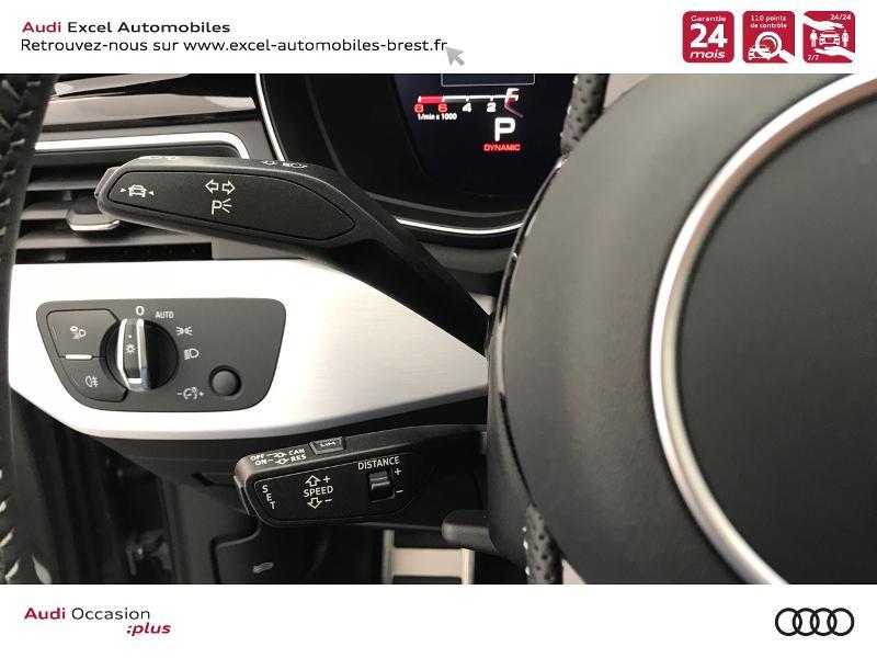 Photo 15 de l'offre de AUDI A4 Avant 35 TFSI 150 CH S TRONIC S LINE à 39490€ chez Excel Automobiles – Audi Brest