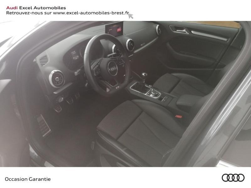 Photo 7 de l'offre de AUDI A3 Sportback 30 TFSI 116ch S line Euro6d-T à 24990€ chez Excel Automobiles – Audi Brest