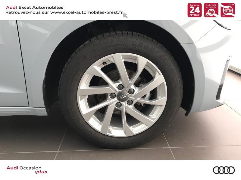 Photo 19 de l'offre de AUDI A1 Sportback 25 TFSI 95ch Design S tronic 7 à 23490€ chez Excel Automobiles – Audi Brest