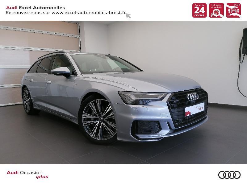 Photo 1 de l'offre de AUDI A6 Avant 50 TDI 286ch S line quattro tiptronic à 61900€ chez Excel Automobiles – Audi Brest