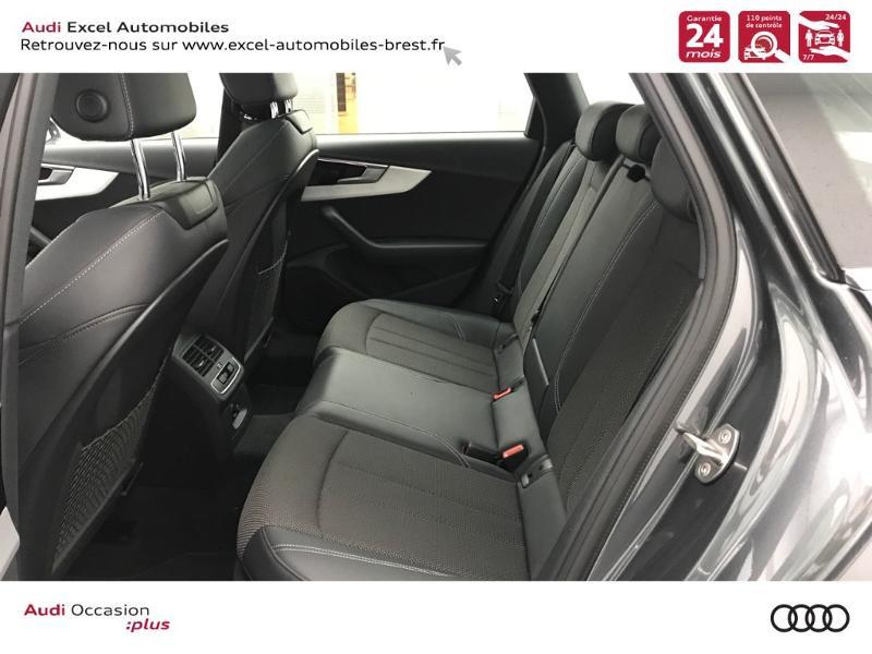 Photo 8 de l'offre de AUDI A4 Avant 35 TDI 163ch S line S tronic 7 94g à 39900€ chez Excel Automobiles – Audi Brest