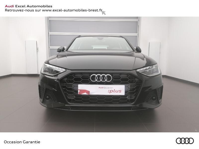 Photo 2 de l'offre de AUDI A4 Avant 40 TDI 190ch S line Stronic 7 à 49990€ chez Excel Automobiles – Audi Brest