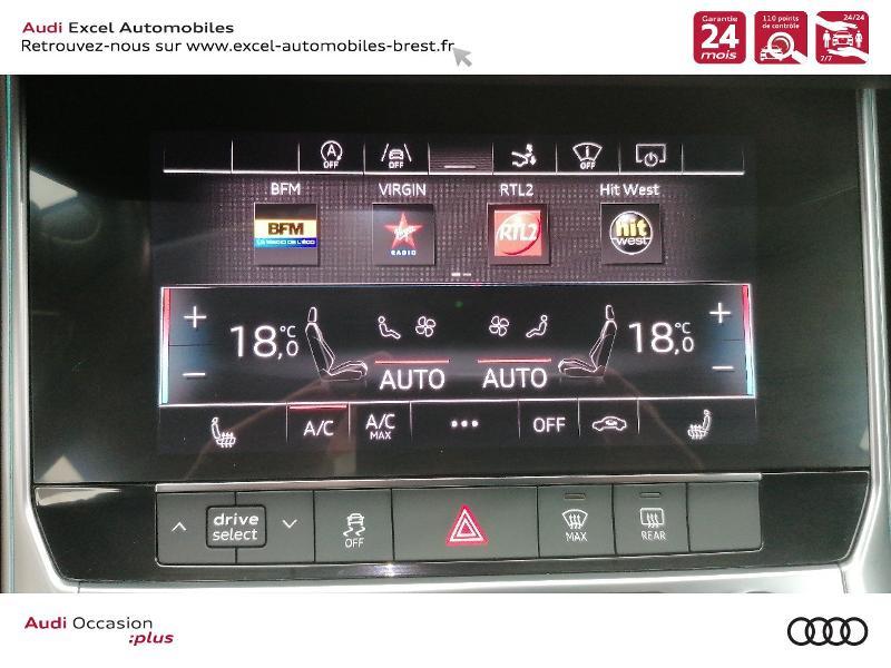 Photo 12 de l'offre de AUDI A7 Sportback 50 TDI 286ch Avus quattro tiptronic 8 Euro6d-T 138g à 59900€ chez Excel Automobiles – Audi Brest
