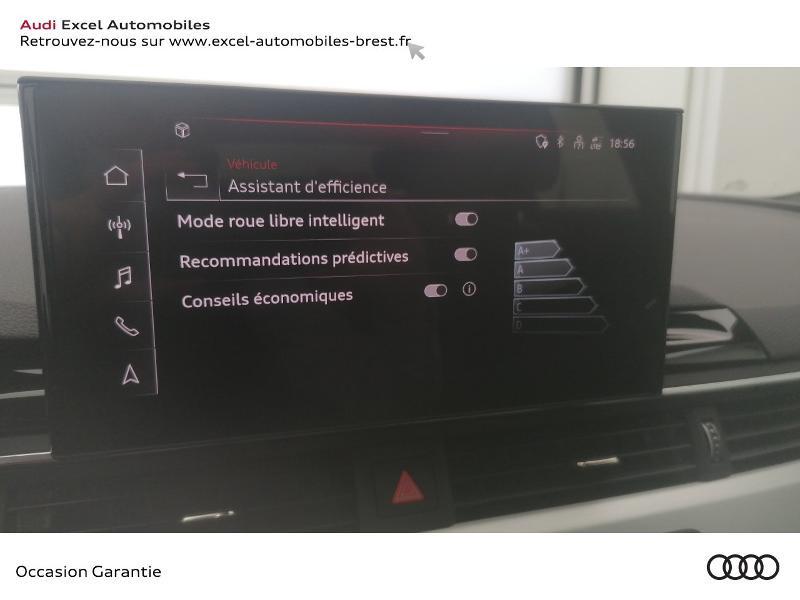 Photo 18 de l'offre de AUDI A4 Avant 40 TDI 190ch S line Stronic 7 à 49990€ chez Excel Automobiles – Audi Brest