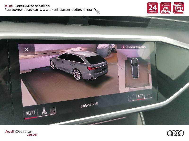 Photo 14 de l'offre de AUDI A6 Avant 50 TDI 286ch S line quattro tiptronic à 61900€ chez Excel Automobiles – Audi Brest
