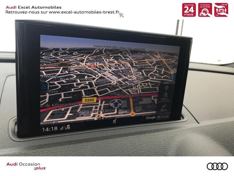 Photo 10 de l'offre de AUDI A3 Sportback 30 TDI 116ch S line Plus Euro6d-T à 26990€ chez Excel Automobiles – Audi Brest