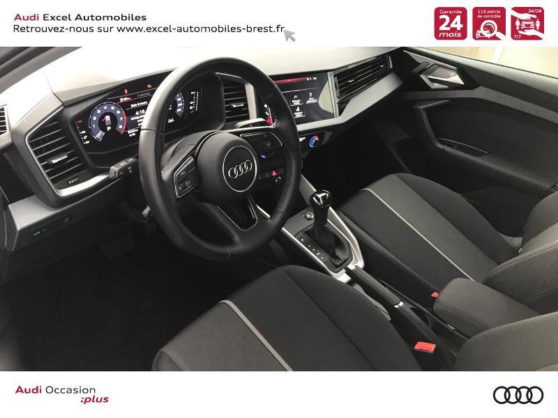 Photo 6 de l'offre de AUDI A1 Sportback 25 TFSI 95ch Design S tronic 7 à 23490€ chez Excel Automobiles – Audi Brest